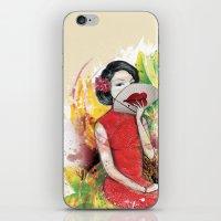 Pretty Ugly iPhone & iPod Skin
