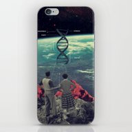 Distance And Eternity iPhone & iPod Skin