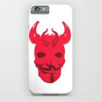 Red Devil iPhone 6 Slim Case