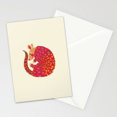 The Ethnic Armadillo Stationery Cards