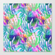 Pink Hawaiian  Canvas Print