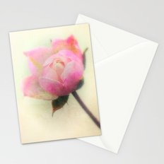 Soft and Gentle Rosebud Stationery Cards
