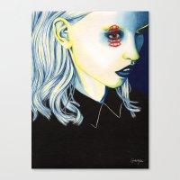 Close Up 6 Canvas Print