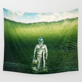 Wall Tapestry - Wave - Seamless