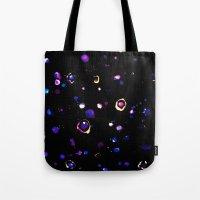 Celestial Splatter Tote Bag