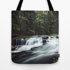 Szklarka creek Tote Bag