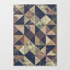 Patternwork XXXIV Canvas Print