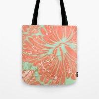 Vintage Aloha Tote Bag