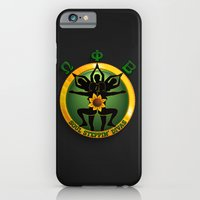 iPhone & iPod Case featuring OPB Soul Steppin' Divas Logo by Halucinated Design