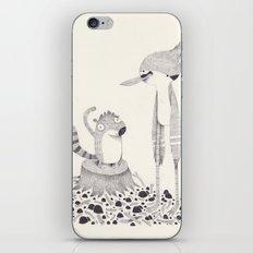 regular show iPhone & iPod Skin