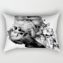 Rectangular Pillow - MOMENTO MORI XII - RIZA PEKER