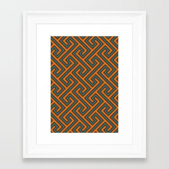 ARUAK Framed Art Print