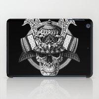 Samurai Skull iPad Case