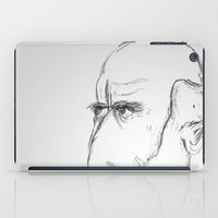 Charles Darwin iPad Case