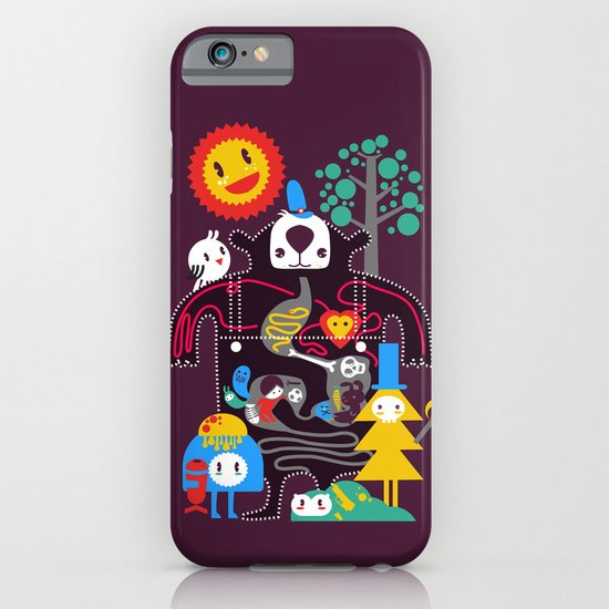Protect the land iPhone & iPod Case