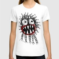 monster T-shirts featuring MONSTER by Matthew White