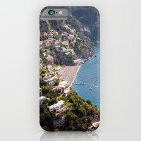 Positano Italy Harbor - Mediterranean Sea iPhone 6 Slim Case