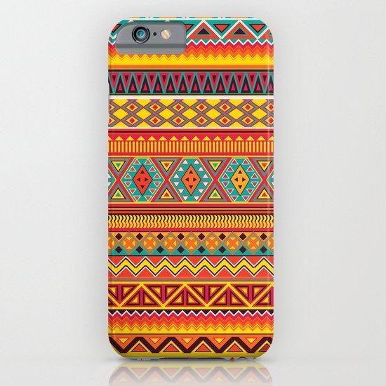 Aztec Pattern iPhone & iPod Case