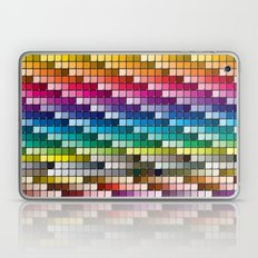 Color Chart Laptop & iPad Skin