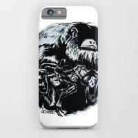 Old World Monkeys iPhone 6 Slim Case