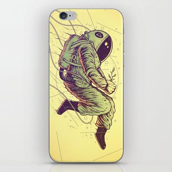 Green Mission iPhone & iPod Skin