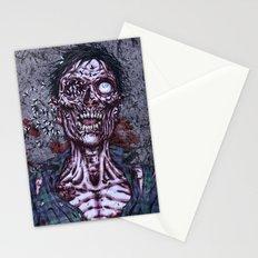 Black Flies Stationery Cards