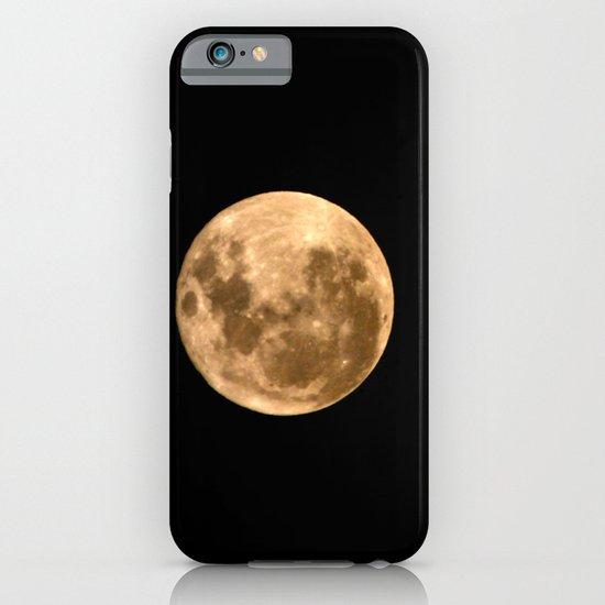 La Luna 3 iPhone & iPod Case