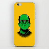 Lichtenstein's Monster iPhone & iPod Skin
