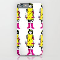 iPhone & iPod Case featuring Flower Child by Artbox