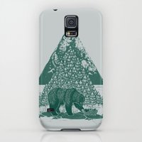 Galaxy S5 Cases featuring Teddy Bear Picnic by Louise Hubbard