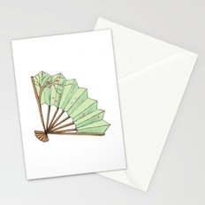 Fan Stationery Cards