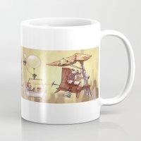 Flying Machines Mug