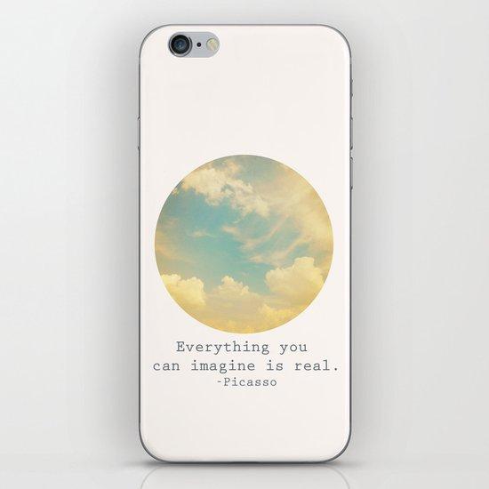Real iPhone & iPod Skin