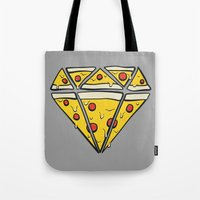 Pizzas are Forever Tote Bag