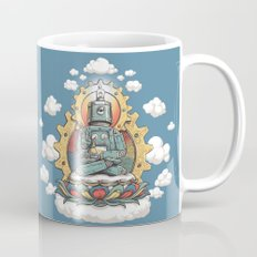 Buddha Bot v6  Mug