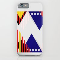 iPhone & iPod Case featuring PriTri by AJJ ▲ Angela Jane Johnston