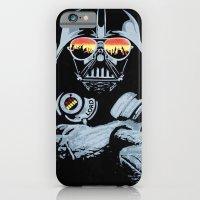 DJ Darth Vader iPhone 6 Slim Case
