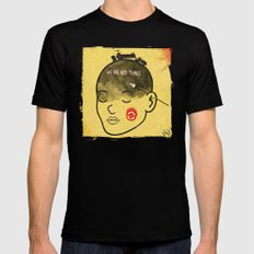 Furiosa Black SMALL Mens Fitted Tee