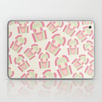 Retro Jukebox Pattern Laptop & iPad Skin