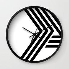 Hello IV Wall Clock