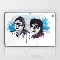 Doc & Marty Laptop & iPad Skin