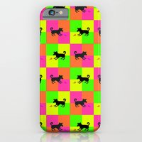 iPhone & iPod Case featuring Puppy Play! by Peter Gross