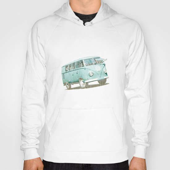 going up the country _ VW Kombi Hoody