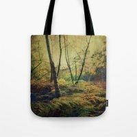 Florald Tote Bag