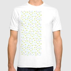 pastels Mens Fitted Tee SMALL White