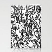 Banana Jungle Stationery Cards