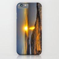 A Titicaca Sunset iPhone 6 Slim Case