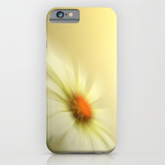 Daisy blur iPhone & iPod Case