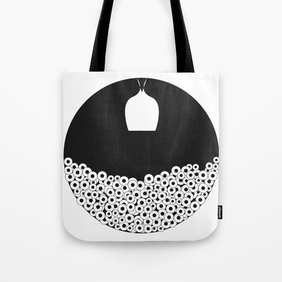 See in the Dark Tote Bag