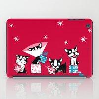 Bostie Holidays iPad Case